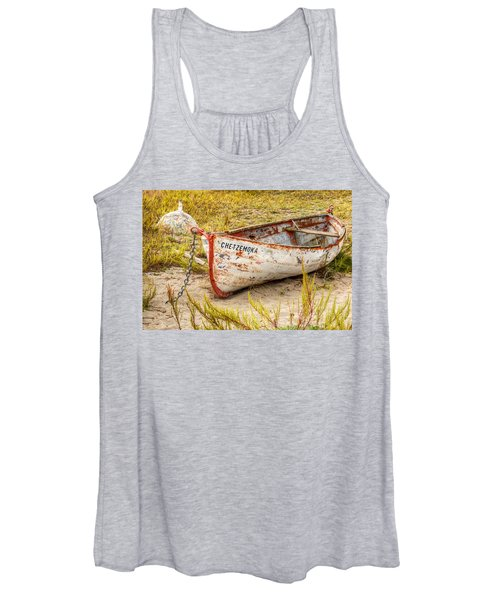 Decommissioned 00122 Women's Tank Top