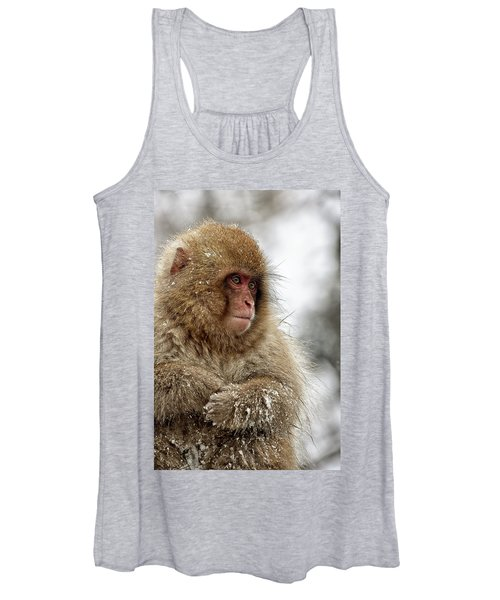 Deep In Thought Women's Tank Top