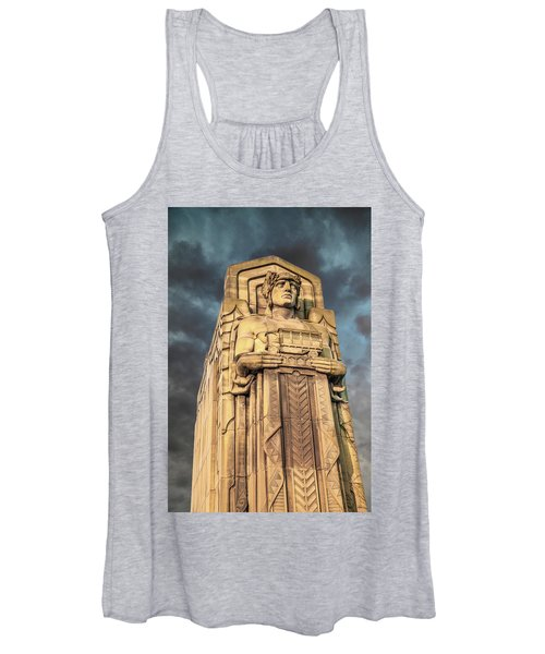Delivery Truck Guardian Women's Tank Top