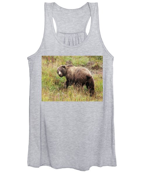 Denali Grizzly Women's Tank Top
