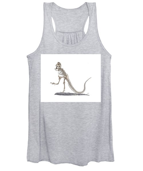 Denvers Dancing T Rex Women's Tank Top