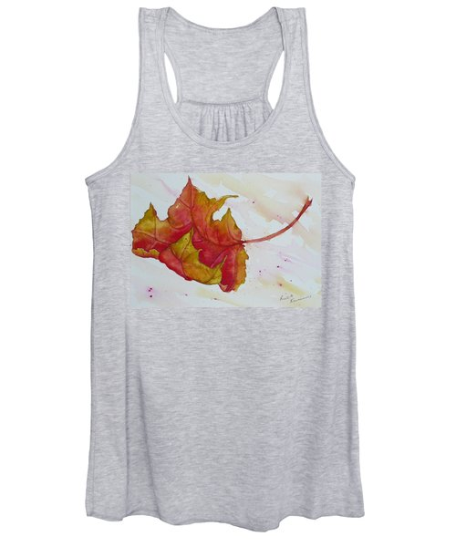 Descending Women's Tank Top