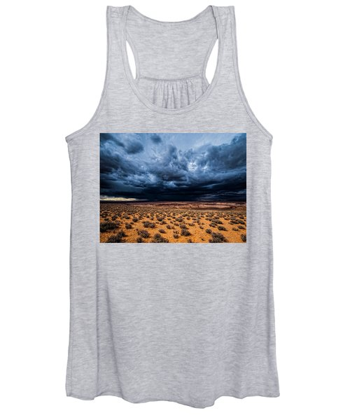Desert Clouds Women's Tank Top