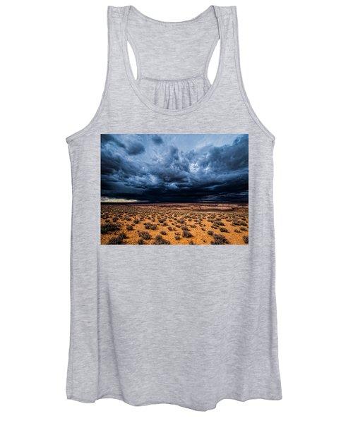 Desert Clouds Women's Tank Top