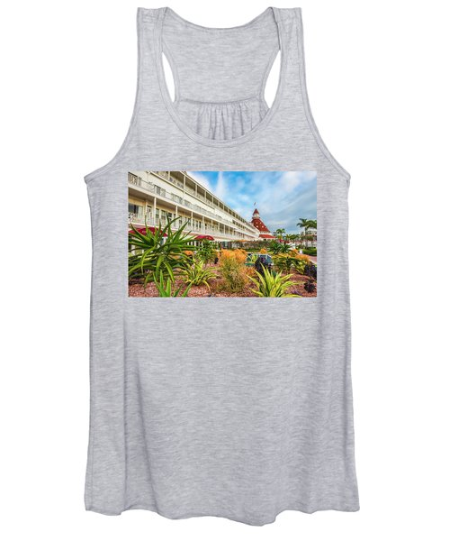 Desert Del Women's Tank Top