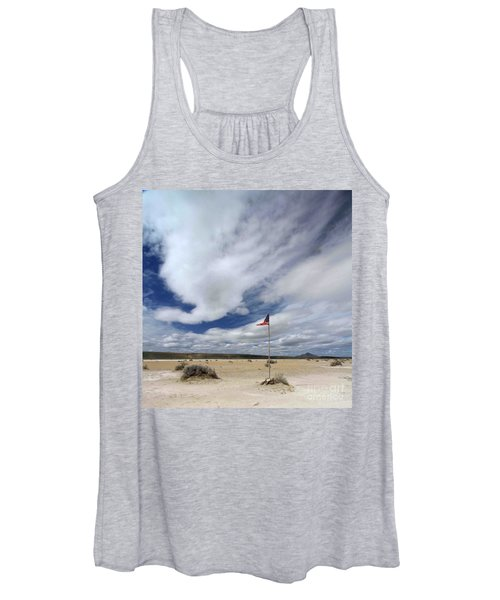 Desert Flag Women's Tank Top