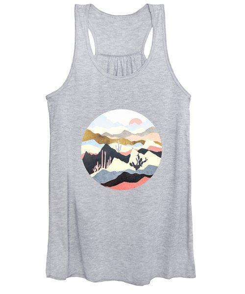 Desert Summer Women's Tank Top