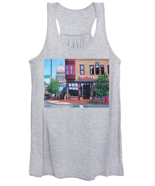 Dharma Building - Boise Women's Tank Top