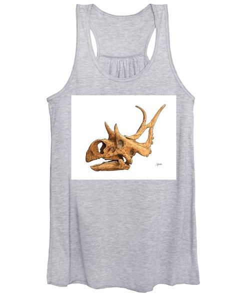 Diabloceratops Women's Tank Top