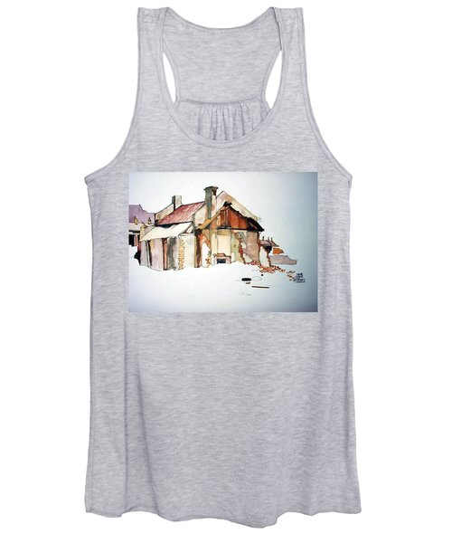 District 6 No 2 Women's Tank Top