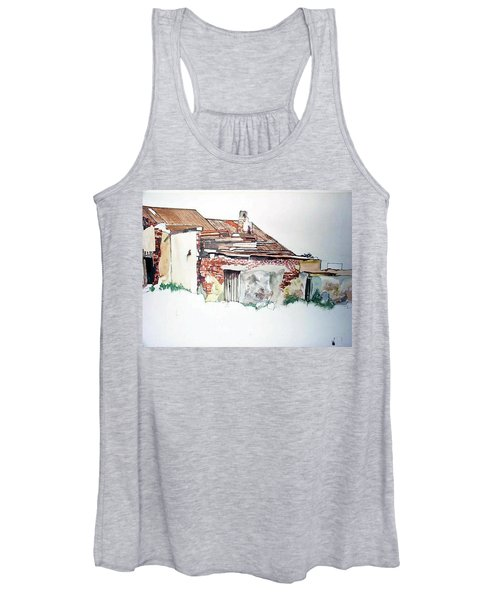 District 6 No1 Women's Tank Top