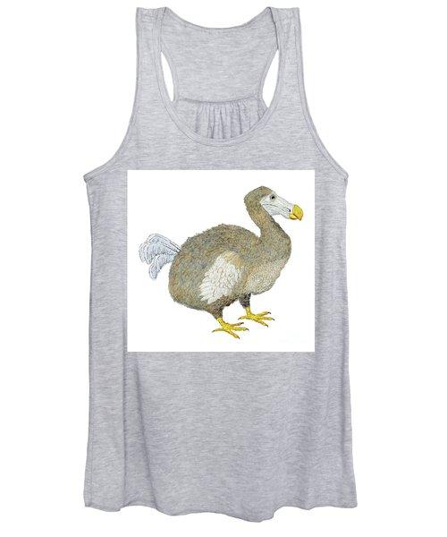 Dodo Bird Protrait Women's Tank Top