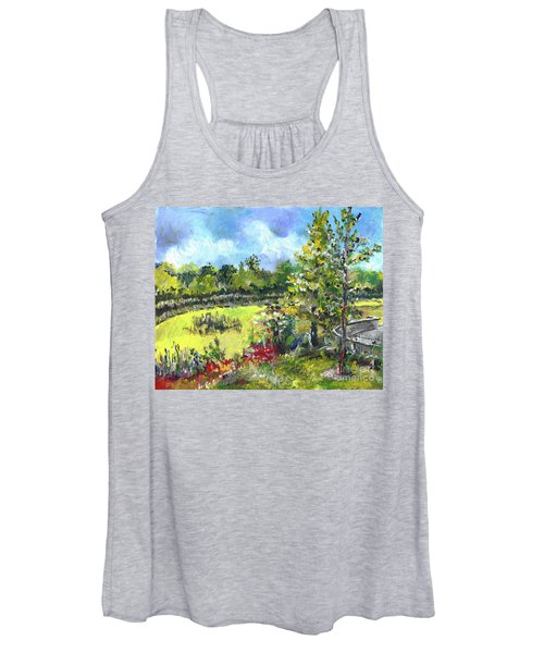 Don T Forget The Wall Women's Tank Top