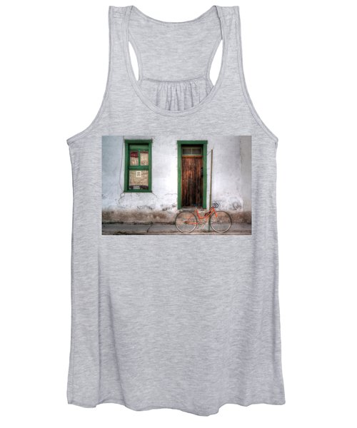 Door 345 Women's Tank Top