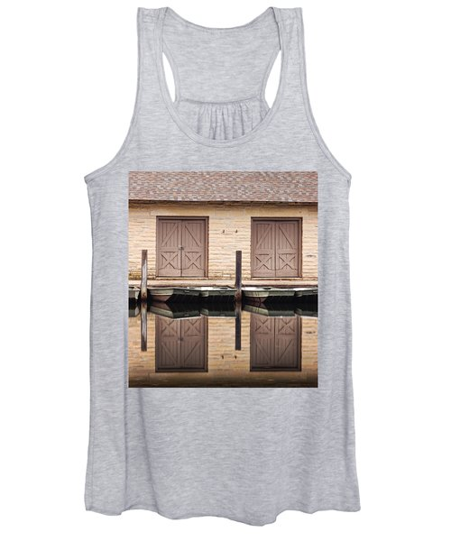Door Reflections Women's Tank Top