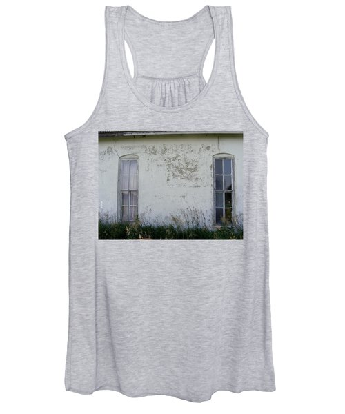 Double Vision Women's Tank Top