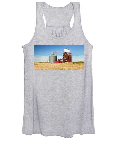 Downtown Benchland Women's Tank Top