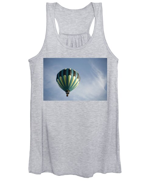 Dragon Cloud With Balloon Women's Tank Top