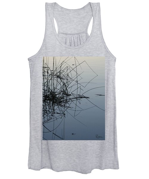 Dragonfly Reflections Women's Tank Top