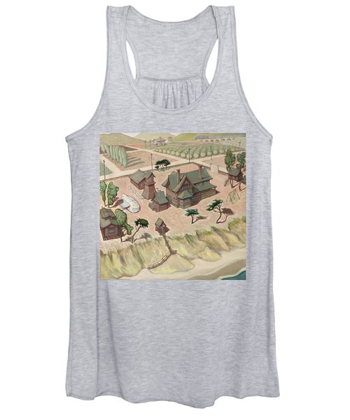 Dream House Women's Tank Top