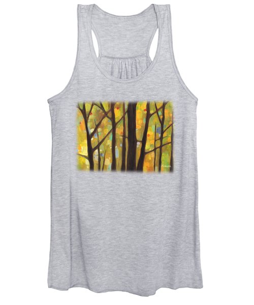 Dreaming Trees 1 Women's Tank Top