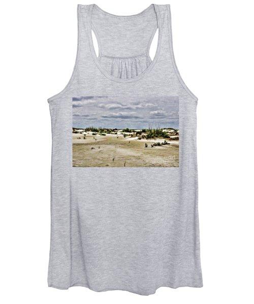 Dreamy Sand Dunes Women's Tank Top