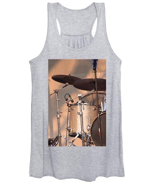 Drum Set Women's Tank Top