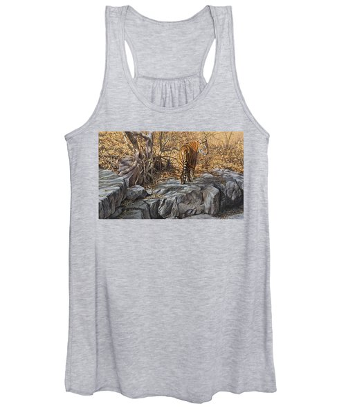 Dry, Hot And Irritable Women's Tank Top