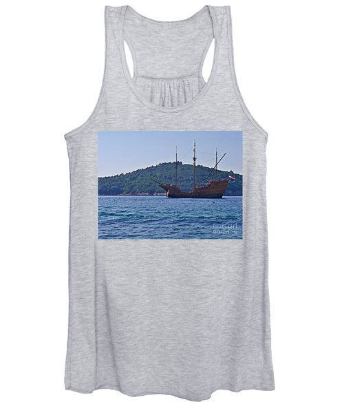 Dubrovniks Game Of Thrones  Women's Tank Top