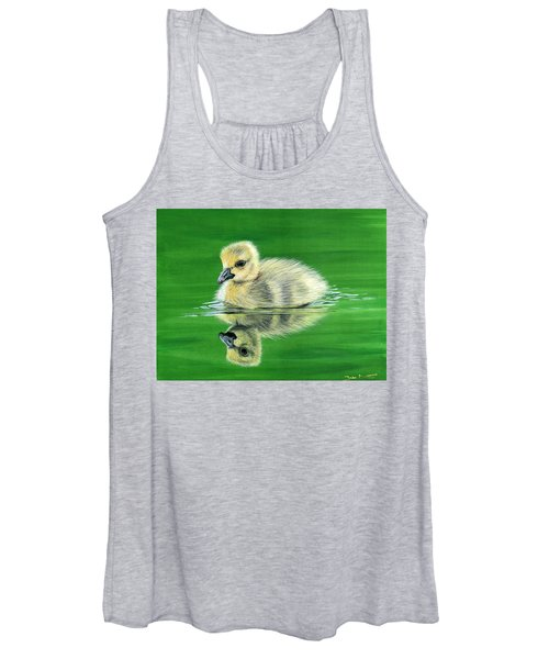 Duckling Women's Tank Top