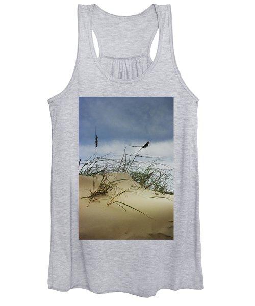 Dune And Beach Grass Women's Tank Top