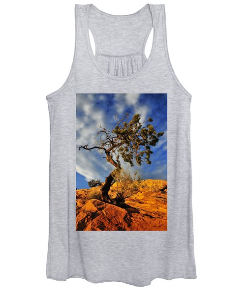 Dusk Dance Women's Tank Top
