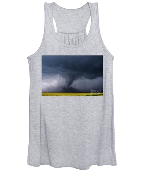 Dusty Tornado Women's Tank Top