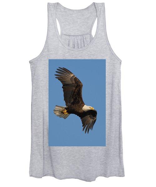 Eagle In Sunlight Women's Tank Top
