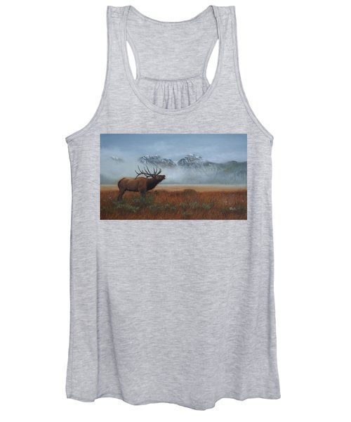 Early Call Women's Tank Top