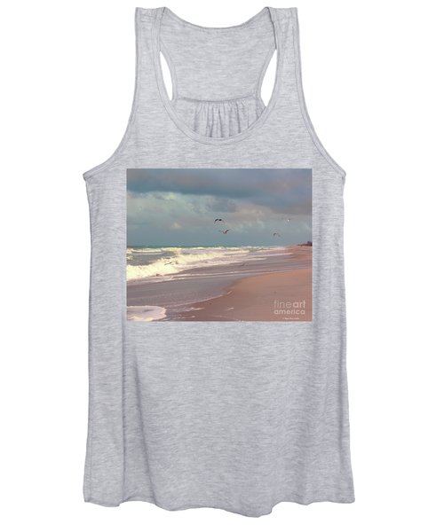 Early Evening Women's Tank Top