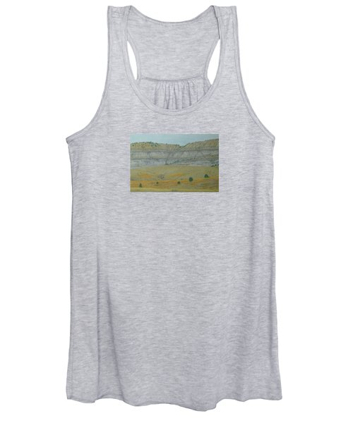 Early May On The Western Edge Women's Tank Top