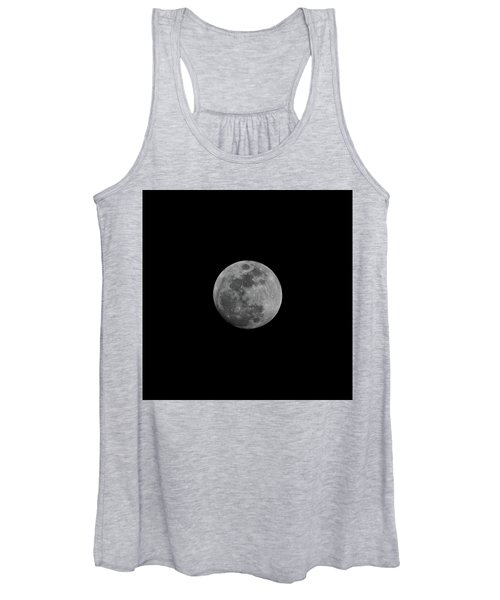 Early Spring Moon 2017 Women's Tank Top
