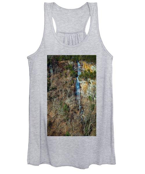 Early  Spring Waterfall  Women's Tank Top
