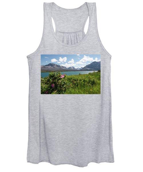 East Glacier National Park Women's Tank Top