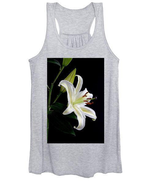 Easter Lily 5 Women's Tank Top