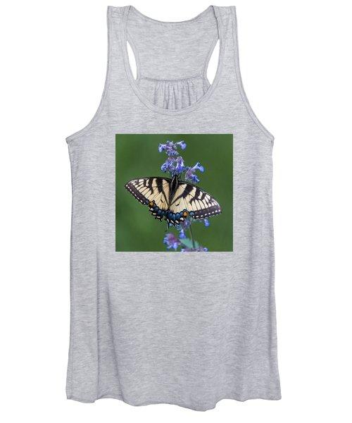 Eastern Tiger Swallowtail Wingspan Women's Tank Top