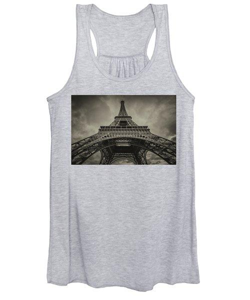 Eiffel Tower 1 Women's Tank Top