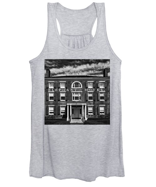 Elephant Hotel Women's Tank Top
