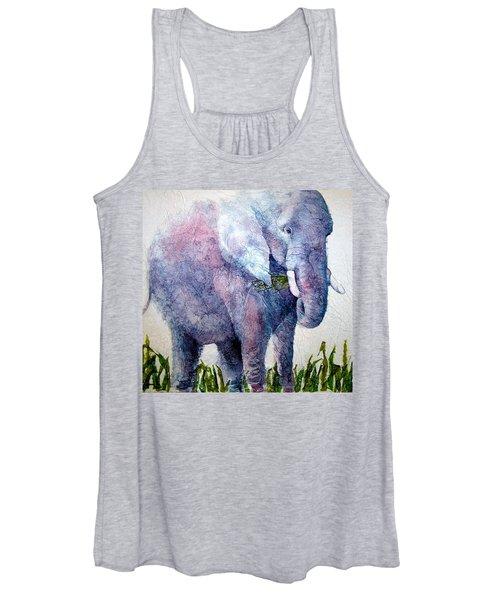 Elephant Sanctuary Women's Tank Top