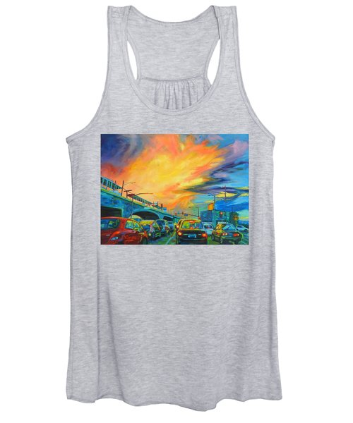 Elevated Women's Tank Top