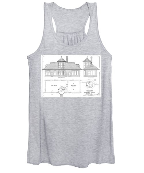 Elyria, Oh Station Women's Tank Top