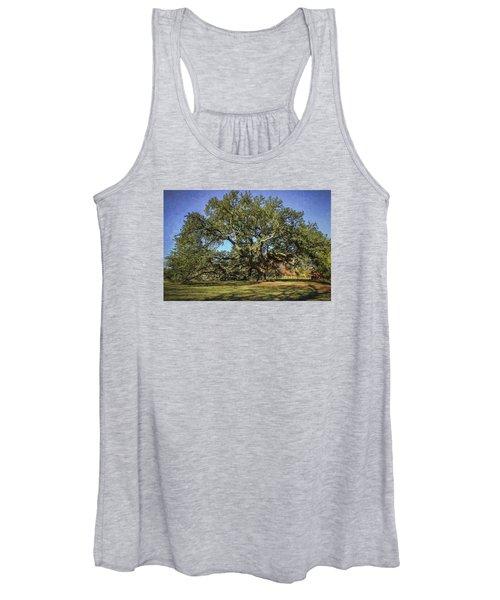 Emancipation Oak Tree Women's Tank Top
