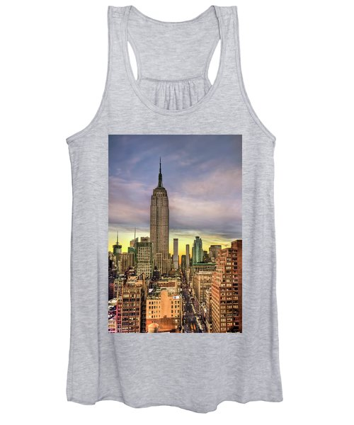 Empire State Of Mind Women's Tank Top