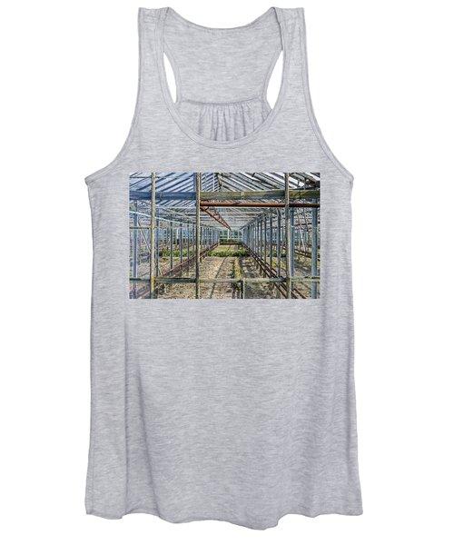 Empty Greenhouse Women's Tank Top